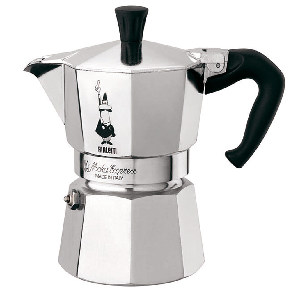 Original Frabosk Stovetop Espresso Makers
