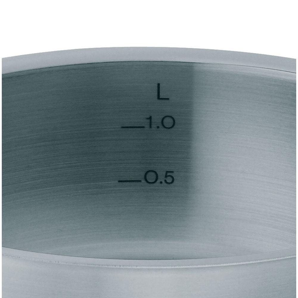 fissler original pro collection conical sauce pan. Black Bedroom Furniture Sets. Home Design Ideas
