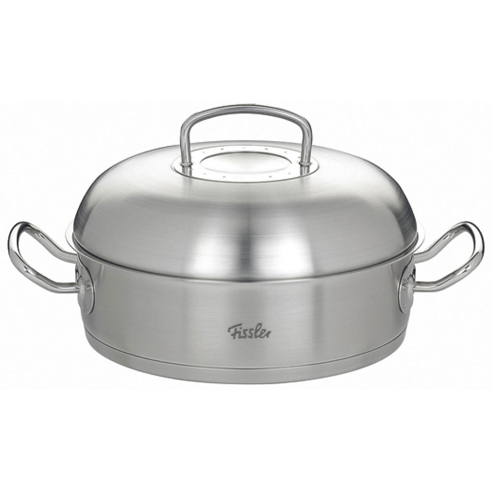 best fissler 18 10 stainless steel fissler pro collection conical pan made in germany. Black Bedroom Furniture Sets. Home Design Ideas