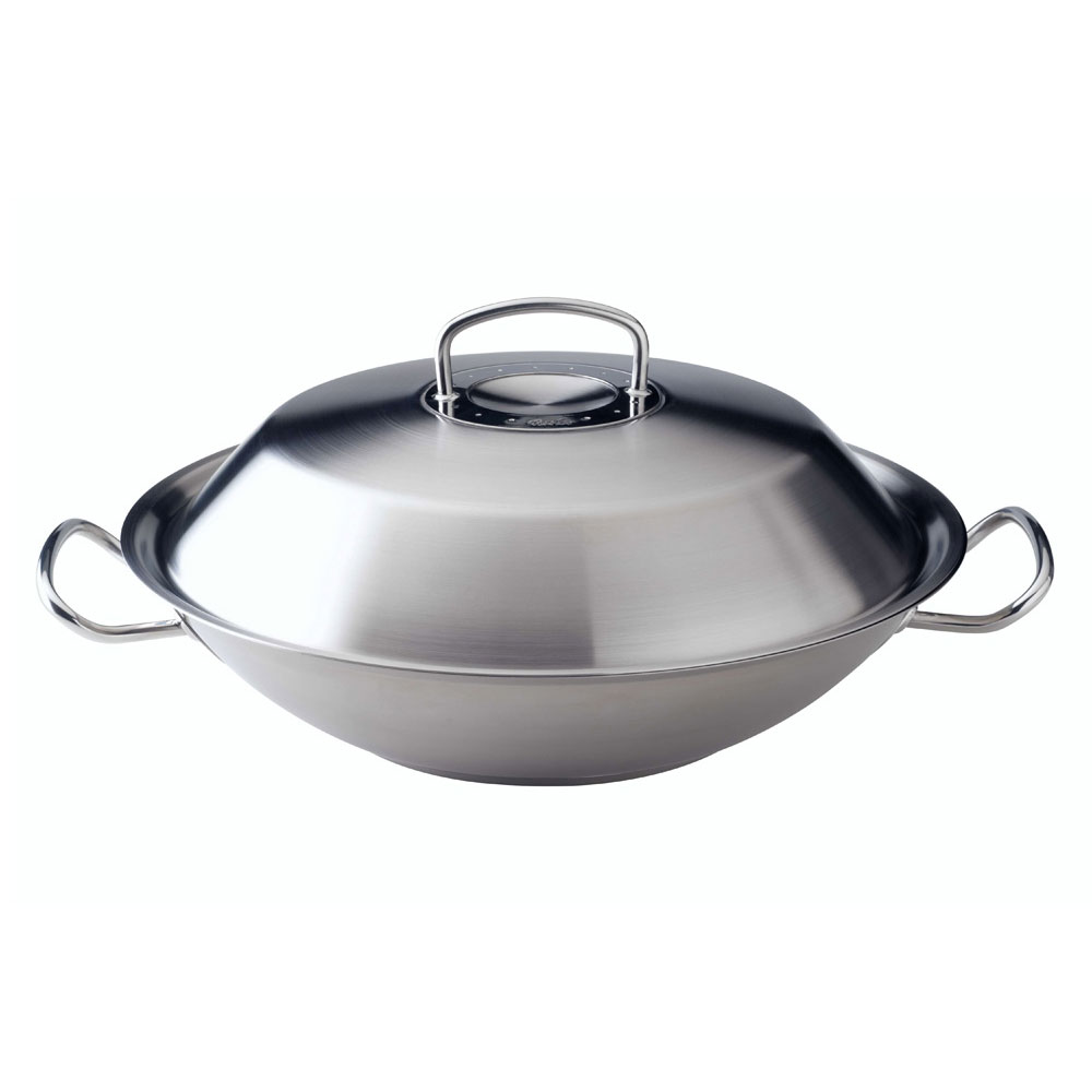 best fissler 18 10 stainless steel fissler original pro collection casserole made in germany. Black Bedroom Furniture Sets. Home Design Ideas