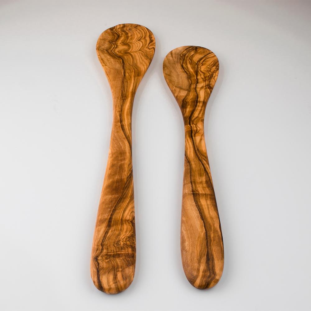Original Italian Olive Wood Spoons